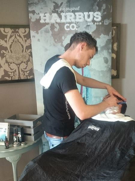 Barbering Services in Belfast
